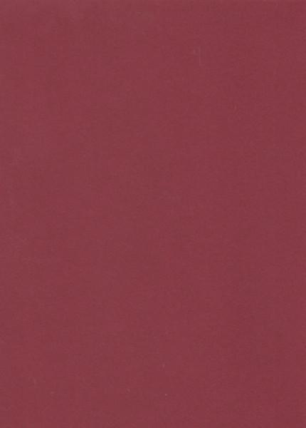 Donkerrood karton, A4 (Locatie: 0412)