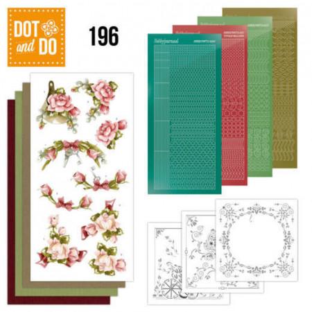 Dot and Do 196 Romantic Roses DODO196