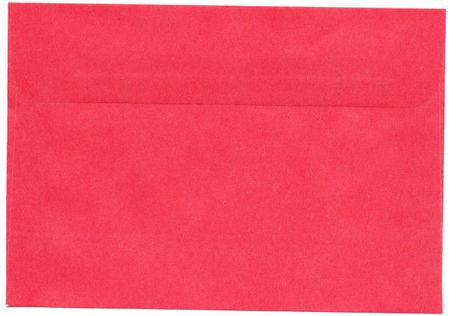 Envelop C6 rood (Locatie: K3)