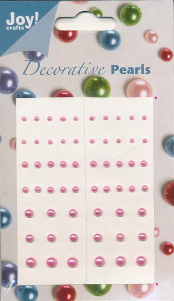 Joy decorative pearls roze 6020/0016 (Locatie: K2)