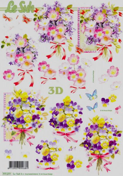 Le Suh knipvel bloemen 777277 (Locatie: 2749)