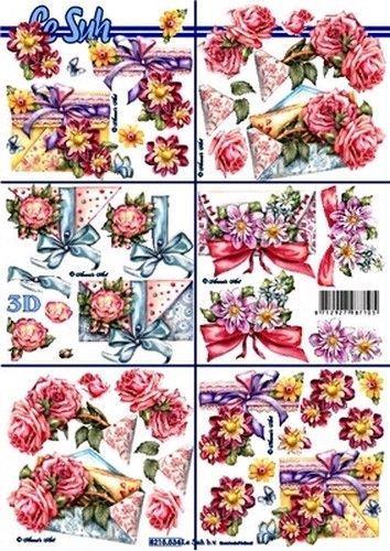 Le Suh knipvel bloemen 8215534 (Locatie: 2372)