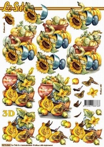 Le Suh knipvel bloemen 8215562 (Locatie: 5644)
