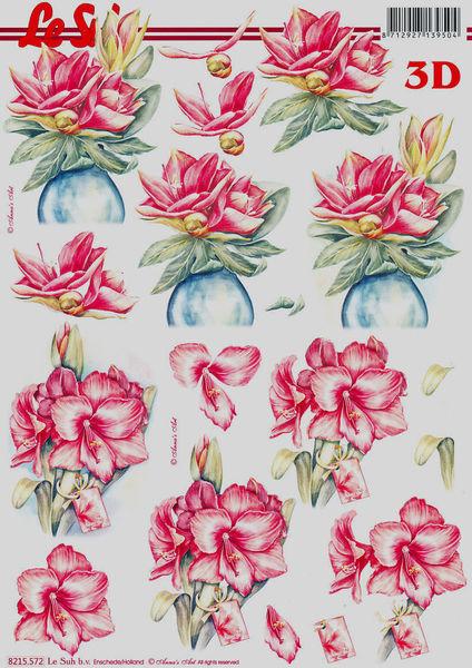 Le Suh knipvel bloemen 8215572 (Locatie: 2304)