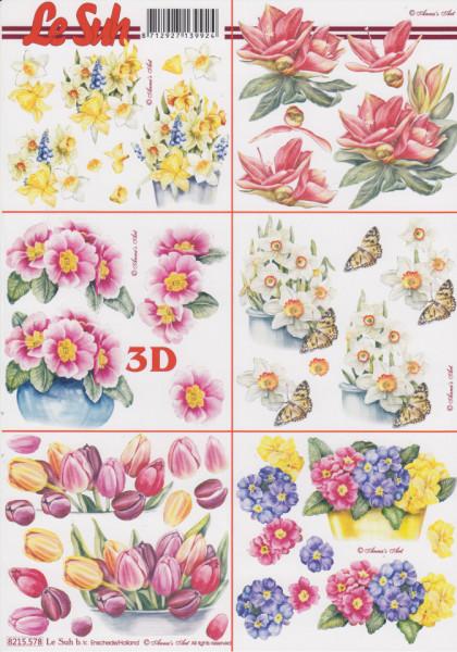 Le suh knipvel bloemen 8215578 (Locatie: 5810)