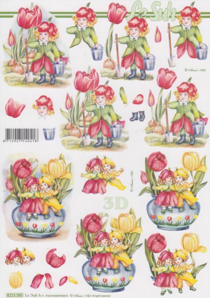 Le Suh knipvel bloemen 8215585 (Locatie: 5816)