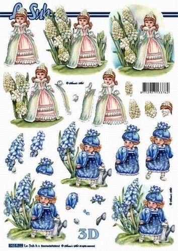 Le Suh knipvel bloemen 8215599 (Locatie: 5953)