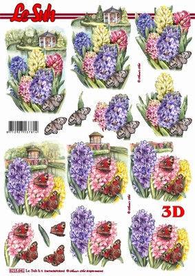 Le Suh knipvel bloemen 8215641 (Locatie: 2664)