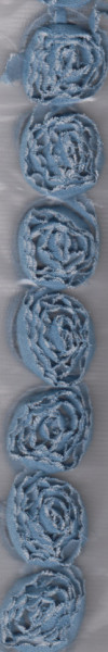 Marianne Design Flower ribbons blue jeans large FR 1109 (Locatie: k3)