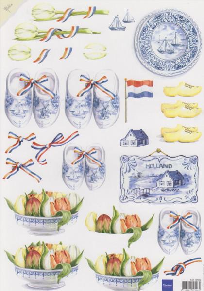 Marianne design knipvel holland MB0108 (Locatie: 2893)