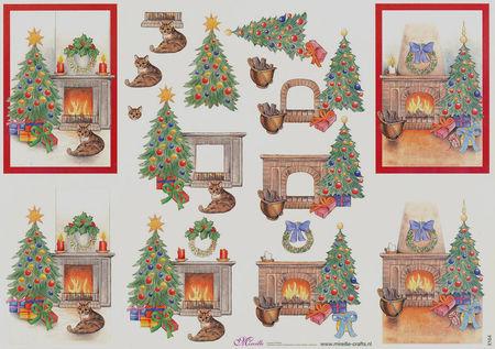 Mireille knipvel kerst X164 (Locatie: 5533)