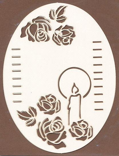 Paper Up oplegkaarten 3 stuks 601040 (Locatie: N037 )