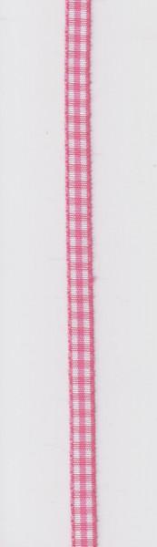 Rayher lint 6 mm fel roze 10 meter 55 407 33 (Locatie: k3)