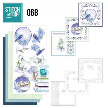 Stitch and Do 68 Winter Classics STDO068