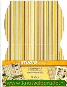 Studio Light mannen cadeaudoosje 11-059-CD06 (Locatie: 2794)