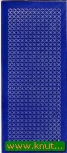 Voorbeeldkaarten sticker rondjes blauw 3070 (Locatie: E247 )