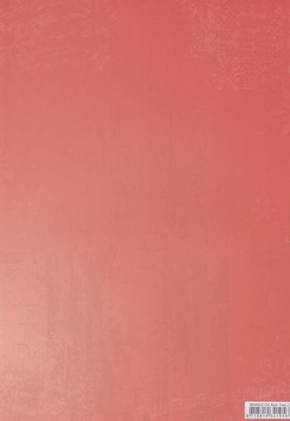 Achtergrondpapier red tree NEVA033 (Locatie: 2440)