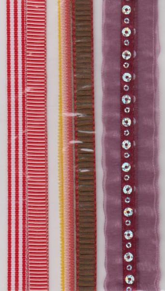 & Crafting Fun decoratie lint 5x1yard 12133 3305 (Locatie: k3)