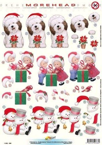 Doe Maar stansvel kerst 11052-368 (Locatie: 6007)