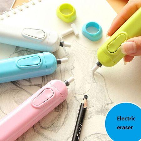 Electrische gum babyroze (Locatie: K1)