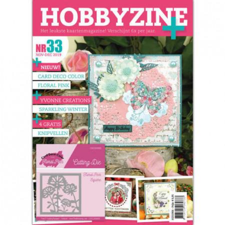 Hobbyzine Plus nr. 33 nov-dec 2019 HZ01906
