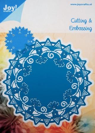 Joy! Crafts snij- en embosmal 6003/1001 (Locatie: k74)