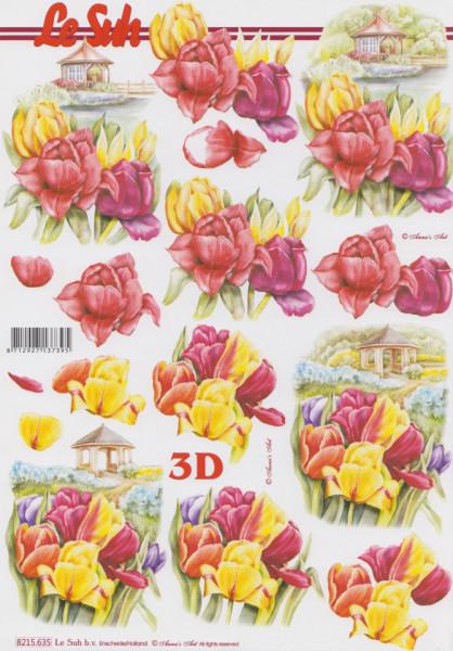 Le Suh knipvel bloemen 8215635 (Locatie: 6333)