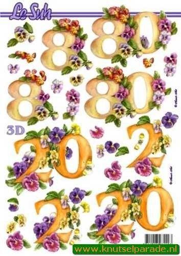 Le suh knipvel getallen 8215333 (Locatie: 0701)