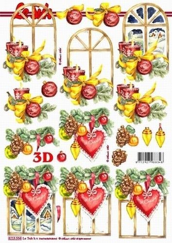 Le Suh knipvel kerst 8215556 (Locatie: 5650)