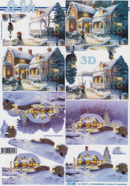 Le Suh knipvel winter 777194 (Locatie: 0725)