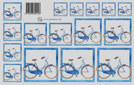 Marjoleine knipvel fietsen (Locatie: 2346)