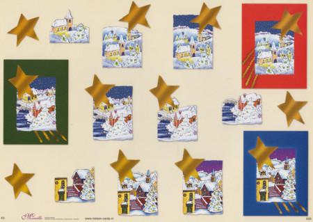 Mireille knipvel kerstmis X25 (Locatie: 1244)