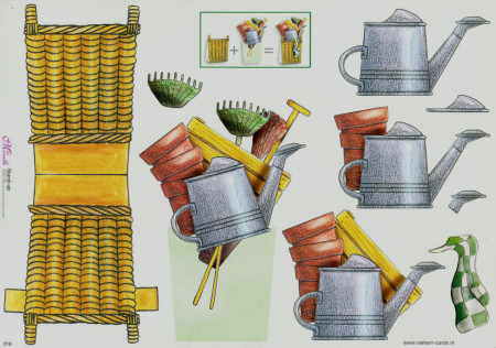 Mireille knipvel tuinieren 018 (Locatie: 4717)