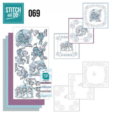 Stitch and Do 69 Winter STDO069