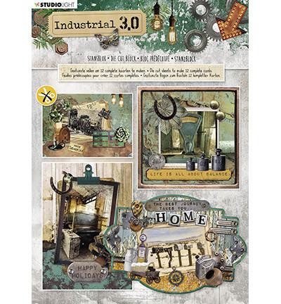 Studio Light stansblok Industrial 3.0 STANSBLOKSL93