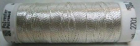 Amann Mettler Metallic garen 2701