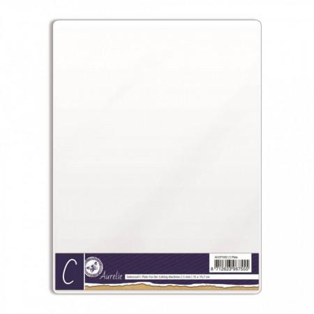 Aurelie Universal Plaat C voor snijmachines (b.v. Cuttlebug)