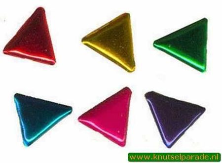 Brad driehoek 25 stuks nr. 20811/015 (Locatie: K2)