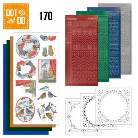 Dot and Do 170 Snow Scenes DODO170
