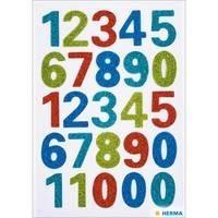 Herma stickers magic cijfers glitters 1 vel 3279 (Locatie: U171)