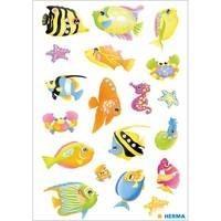 Herma stickers magic vis met juweeltjes 1 vel 6921 (Locatie: HE014)