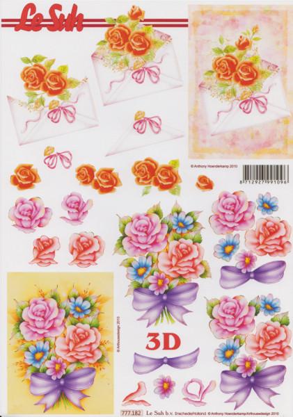 Le Suh knipvel bloemen 777182 (Locatie: 0815)