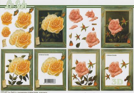Le Suh knipvel bloemen 777227 (Locatie: 0332)