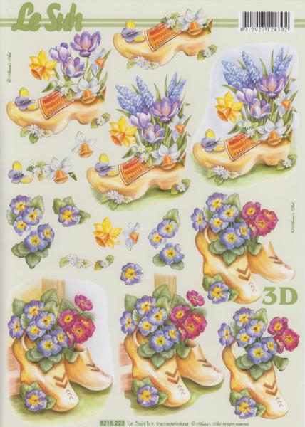 Le Suh knipvel bloemen 8215223 (Locatie: 2515)