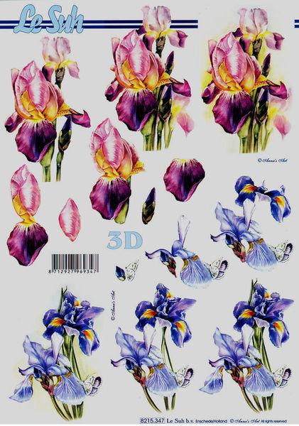 Le Suh knipvel bloemen 8215347 (Locatie: 2358)
