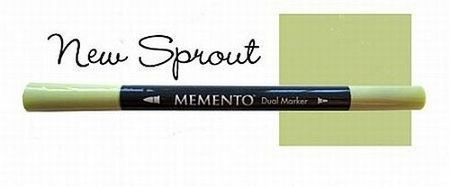 Memento Marker PM-704 New Sprout (Locatie: 4RS5 )