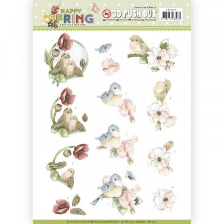 Precious Marieke Happy Spring stansvel SB10327 (Locatie: 0124)
