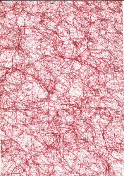 Spinnenweb papier bordeaux A4 29995/14 (Locatie: 6329)