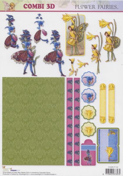 Studio light flower Fairies knipvel COMBIFF26 (Locatie: 0319)