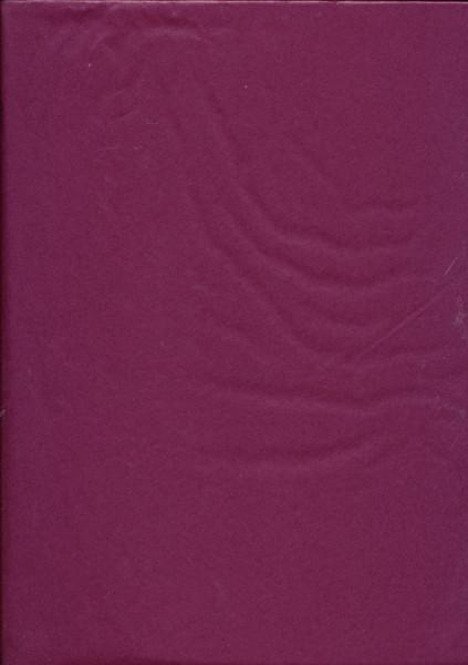 Tissuepapier aubergine 50 x 70 cm per vel